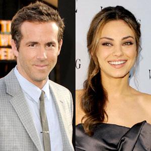 Ryan Reynolds, Mila Kunis