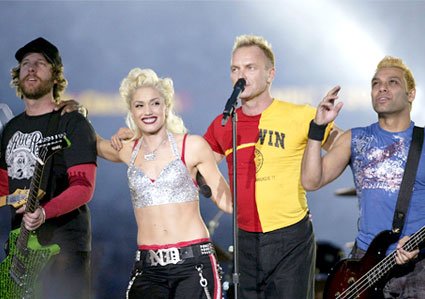 No Doubt, Sting