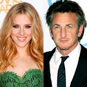 Scarlett Johansson, Sean Penn