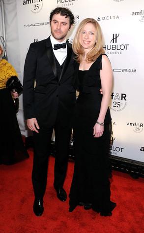 Marc Mezvinsky, Chelsea Clinton