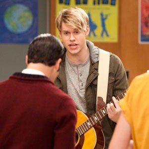 Glee, Chord Overstreet