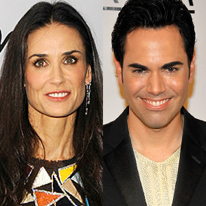 Demi Moore, Scott-Vincent Borba