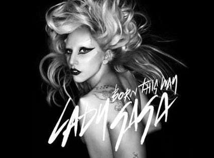 Lady Gaga, Born This Way Cover