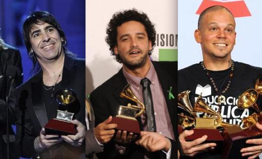 Latinos en el Grammy