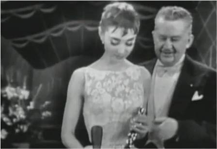 Audrey Hepburn vestido