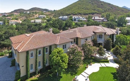 Nueva casa de Britney Spears