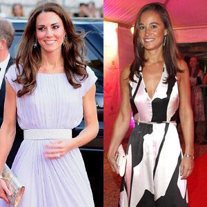 Catherine, Duchess of Cambridge, Kate Middleton, Pippa Middleton
