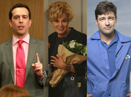 Kyle Chandler, Friday Night Lights, Jessica Lange, American Horror Story, Ed Helms,The Office