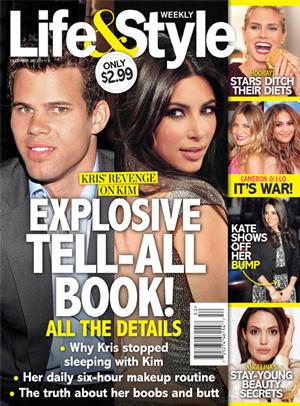 Kim Kardashian Kris Humphries