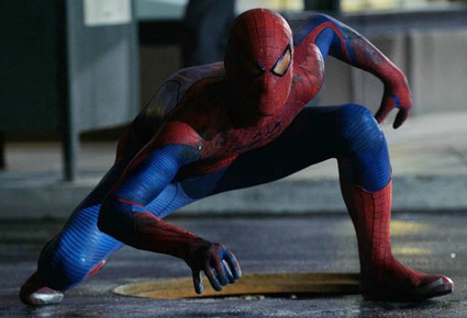 The Amazing Spiderman, Spider-Man, Andrew Garfield