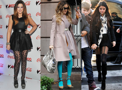 Khloe Kardashian Odom, Sarah Jessica Parker, Selena Gomez