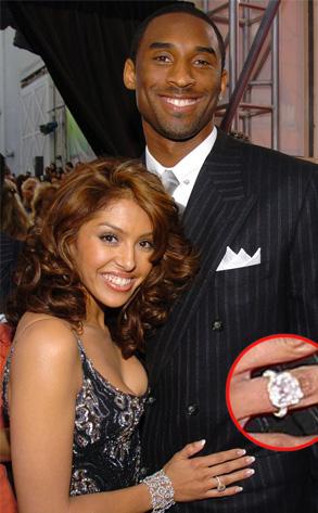 Kobe Bryant, Vanessa Bryant, 2004