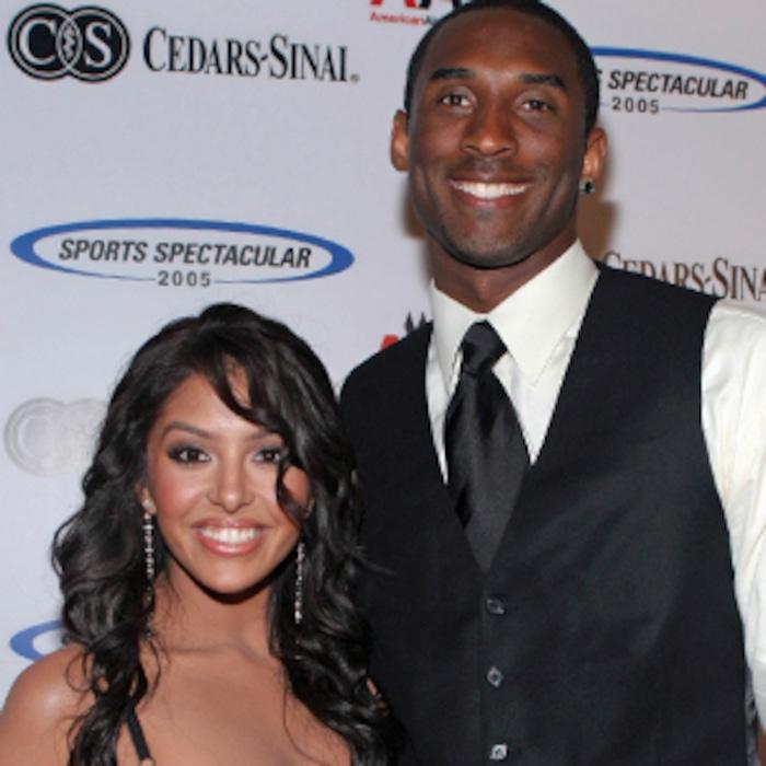 Kobe And Vanessa Bryant Anatomy Of A Split E News