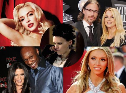 Week in Review 12/16, Lindsay, Britney, Khloe, Lamar, Giuliana, Rooney