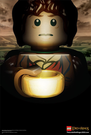Lego, THE LORD OF THE RINGS