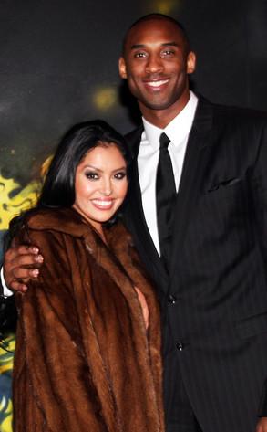 Kobe Bryant, Vanessa Bryant, 2011