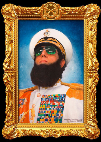 Sacha Baron Cohen, The Dictator