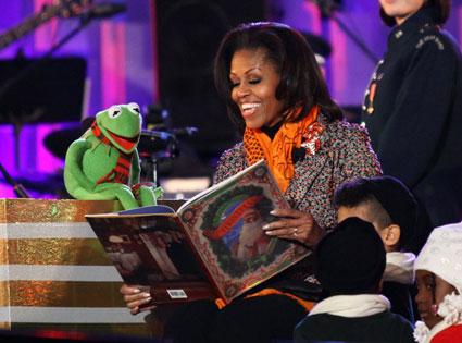 Kermit, Michelle Obama