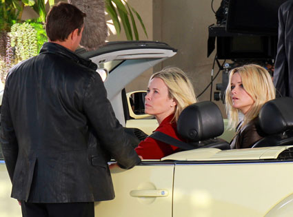 Reese Witherspoon, Chelsea Handler, This Means War