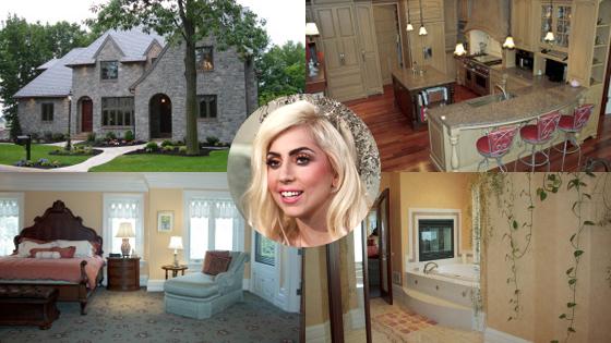 Lady Gaga, New Home