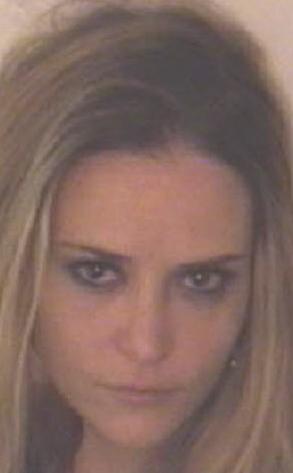 Brooke Mueller, Mug Shot
