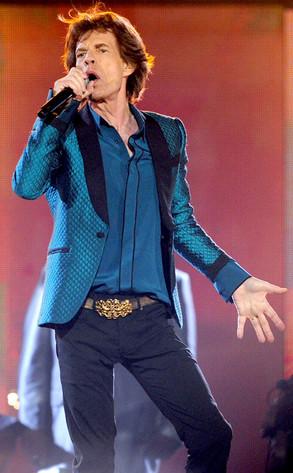 Mick Jagger assume a culpa do primeiro gol da Alemanha contra o Brasil