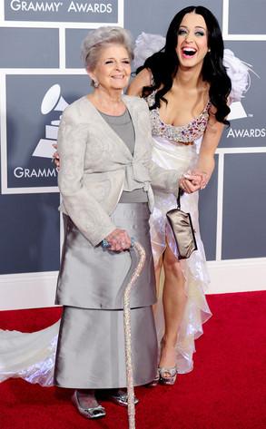 Katy Perry, Ann Hudson
