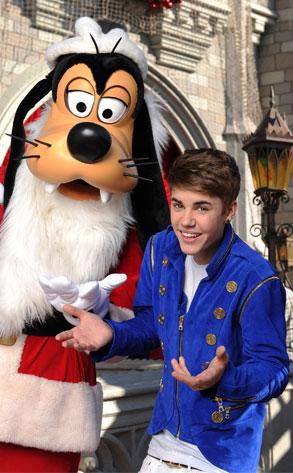 Justin Bieber, Goofy