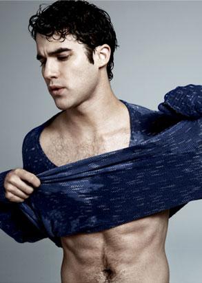 Darren Criss, Out Magazine
