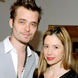 Christopher Backus, Mira Sorvino
