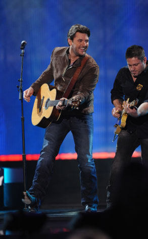 Chris Young, American Music Awards