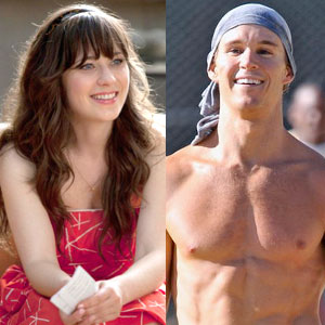 Ryan Kwanten, Zooey Deschanel