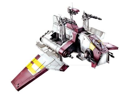 Star Wars Republic Attack Shuttle