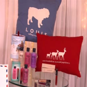 Giuliana Rancic, Holiday Gift Guide