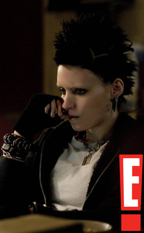 exclusive to EOL, Rooney Mara, The Girl with the Dragon Tattoo