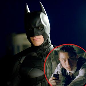 The Dark Knight, Christina Bale, Joseph Gordon LEvitt