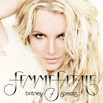 Britney Spears, Album Cover