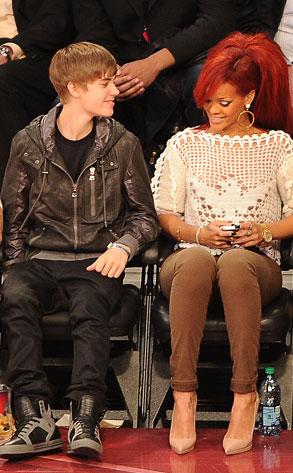 Justin Bieber, Rihanna