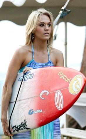 Carrie Underwood, Soul Surfer