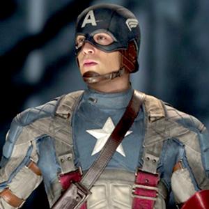Chris Evans, Captain America