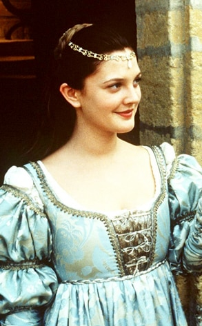 Drew Barrymore, Ever After: A Cinderella Story