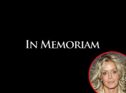 In Memorian, Farrah Fawcett
