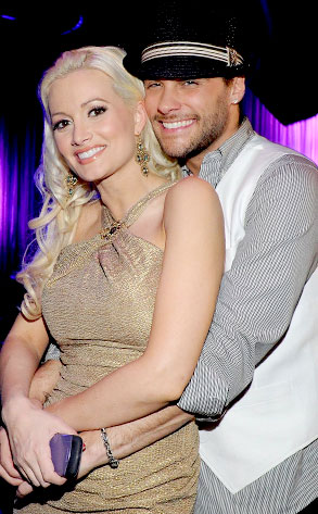 Josh Strickland, Holly Madison