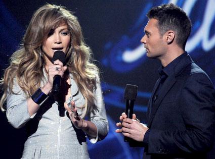 Jennifer Lopez, Ryan Seacrest