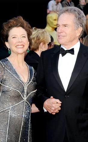 Annette Bening, Warren Beatty