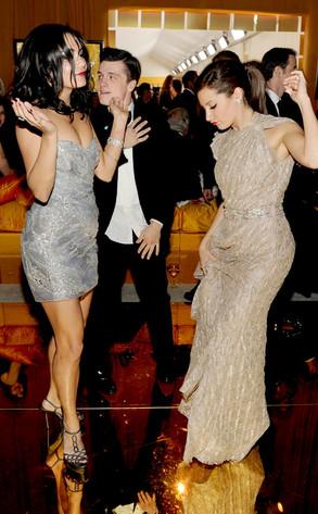 Vanessa Hudgens, Josh Hutcherson, Ashley Tisdale