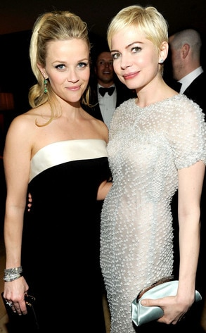 Reese Witherspoon, Michelle Williams