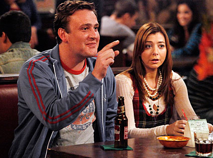 Jason Segel, Alyson Hannigan, How I Met You Mother