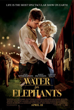 Water for Elephants, Poster