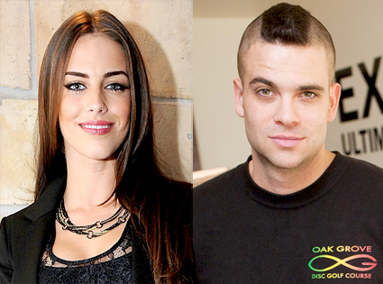 Jessica Lowndes, Mark Salling
